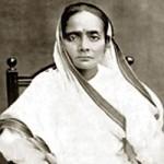 Жената до Ганди
