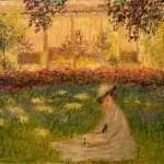 Една жена в райската градина