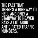 Очакваният трафик